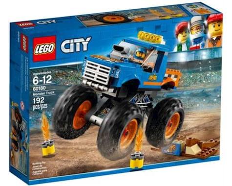 Lego *Bc* City Monster Truck