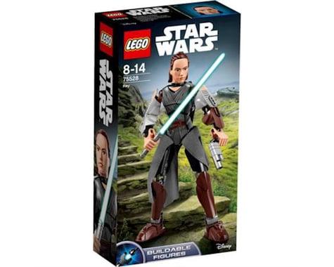 LEGO Star Wars Rey 75528 Building Kit (85 Piece)
