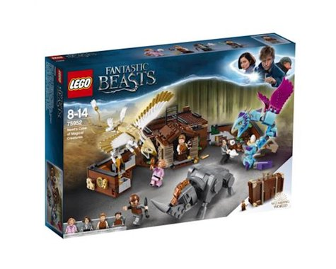 LEGO Fantastic Beasts Newt's Case Of Mag