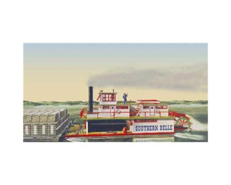 1/64 Southern Bell Paddle Wheel Steamship