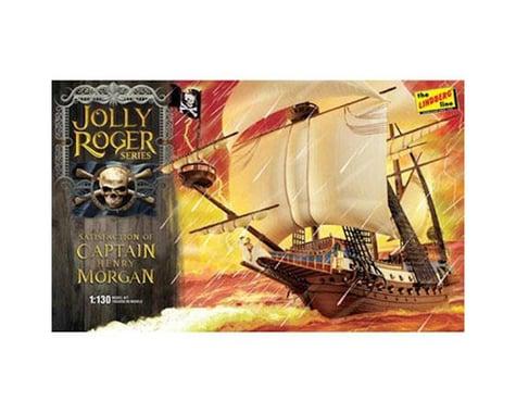 Lindberg Models lly Roger Series: Satisfaction of Captain Morgan
