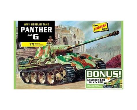 Lindberg Models German Panther G Bonus Pack