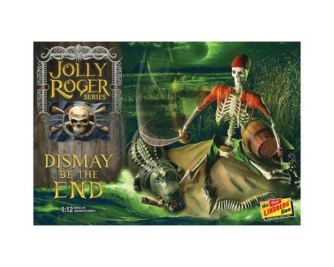 Lindberg Models 1/12 Jolly Roger Series: Dismay Be The End
