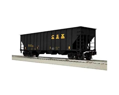O 100 Ton 4-Bay Hopper CSX (6)