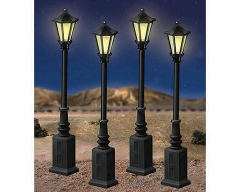 O Lionelville Street Lamps