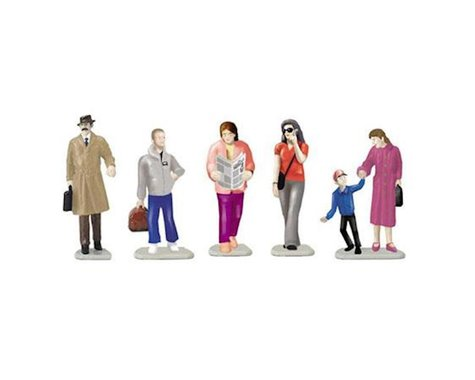 Lionel O Commuter People Pack