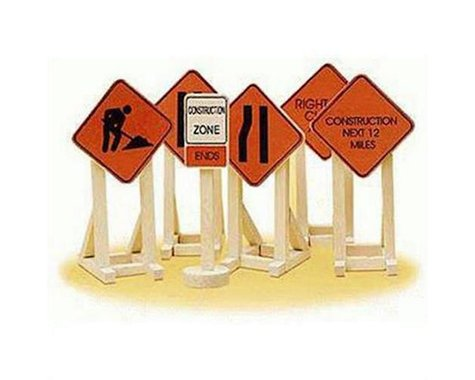 O Construction Signs (6)
