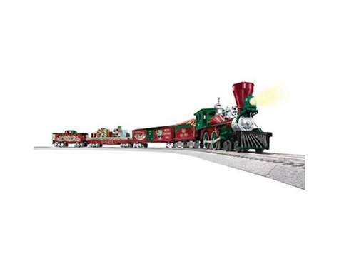 Lionel O-27 Mickey's Holiday to Remember Christmas Set