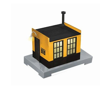 Lionel O Work Structure w/Sounds, MOW