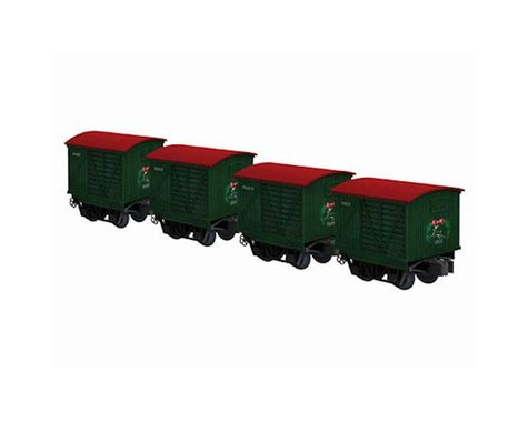 Lionel O Logging Disconnect Reindeer Train A(4)
