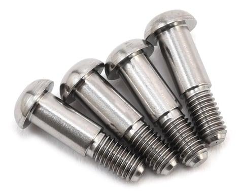 Lunsford TLR 22 Titanium King Pin Screws (4)