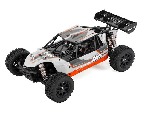 SCRATCH & DENT: Losi Mini 8IGHT-DB 1/14 RTR 4WD Brushless Electric Buggy (White)
