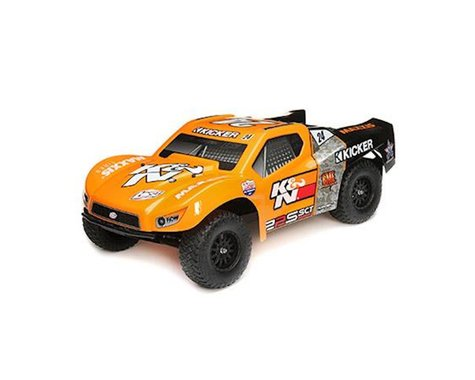 Losi 22S 1/10 RTR 2WD Brushless Short Course Truck (K&N)