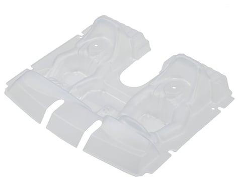 Losi Baja Rey Interior Set w/Helmets (Clear)