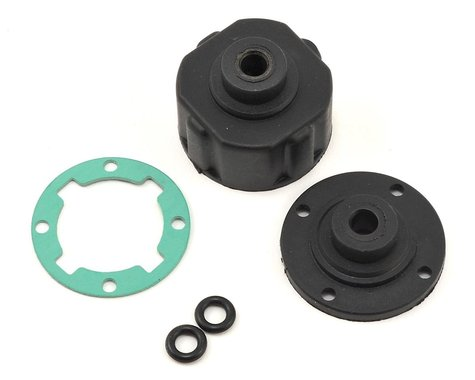 Losi TENACITY Differential Housing w/Integrated Insert