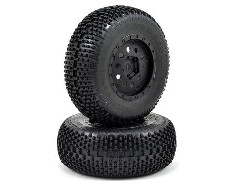 Losi Pre-Mounted Rear Eclipse Tire (2)