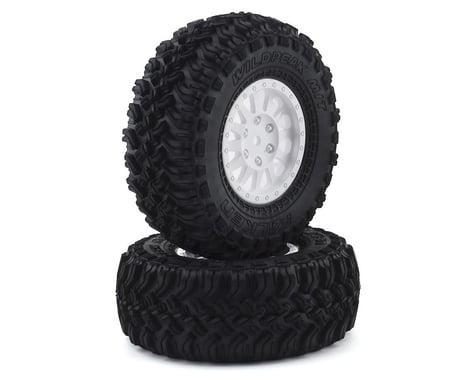 Losi Tenacity Pro Pre-Mounted Falken Tire w/Method Wheels (2)