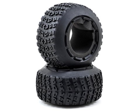 Losi Tire and Foam Insert Desert Buggy 4WD XL (2) LOS45006