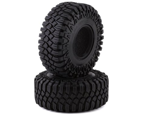 Losi 1/6 Maxxis Creepy Crawler LT Front/Rear 3.6  Tire with Inserts (2)