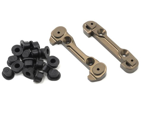 Losi Adjustable Front Hinge Pin Brace/Inserts