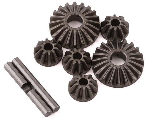 Losi Differential Gear and Shaft Set 8B 8T LOSA3502