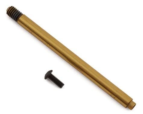 Losi 15mm 4x57mm Ti Nitride Shock Shaft