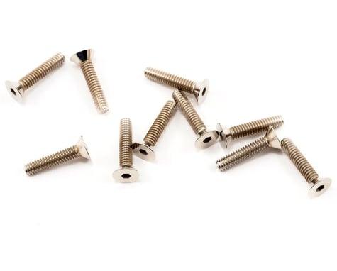 """Losi 5-40x5/8"""" Flat Head Screw (10)"""