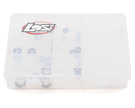 Losi 8IGHT/T Bearing Box w/Bearings