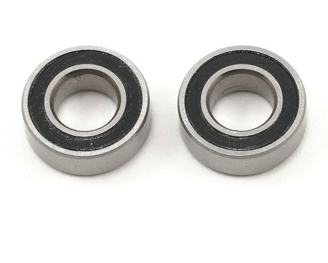 Losi 6x12x4mm Sealed Ball Bearings w/Plastic Retainer (2)
