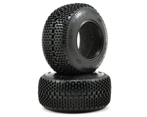 Losi Eclipse Short Course Tire Set (2)