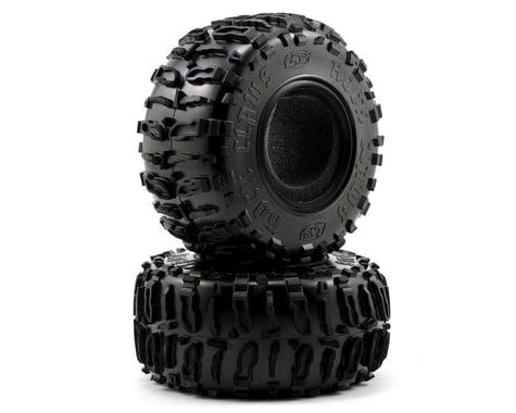 """Losi Rock Claws 2.2"""" Crawler Tires w/Foam (Blue) (2)"""