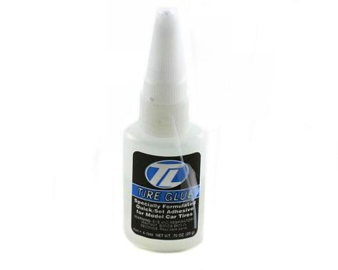 Losi Tread Lock Medium CA Tire Glue (Blue)