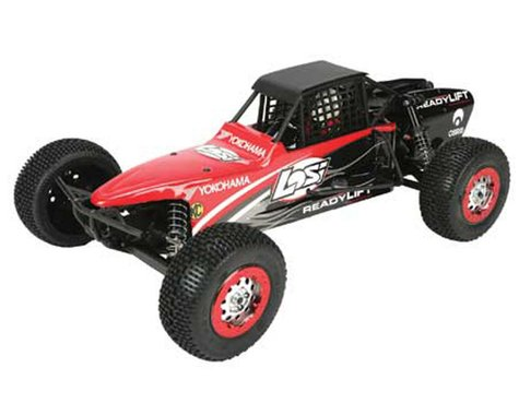Losi ReadyLift XXX-SCB 1/10 Scale RTR Electric Short Course Buggy
