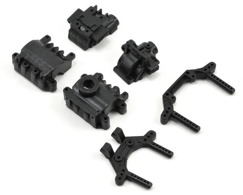 Losi Differential Cover & Shock Tower Set