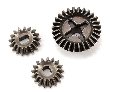 Losi Front/Rear Bevel Gear Set (28/17) (LST/LST2/AFT/MGB)