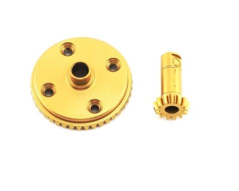 Losi Differential Ring Pinion Ti-Nitride F/R LOSB3535