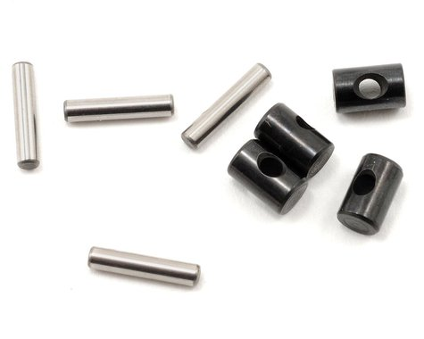 Losi Front/Rear CV Couplers (4) (Ten-T)