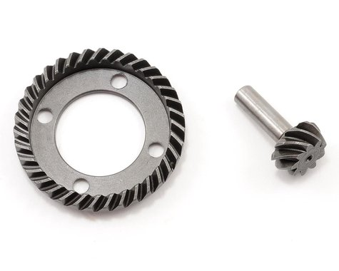 Losi Front Ring & Pinion Gear Set (Ten-T)