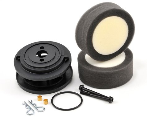 Losi Complete Air Cleaner Set (5IVE-T)