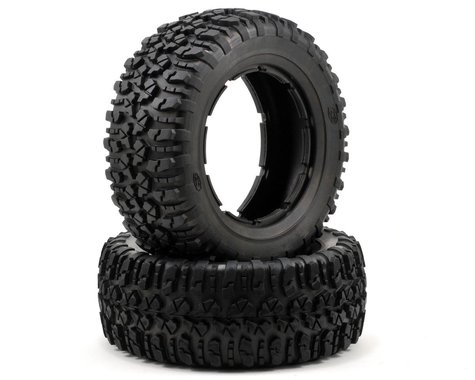 Losi Nomad Tire Set (2) (5IVE-T) (Firm)