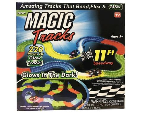 Ontel Magic Tracks Track Set w/Cars (220pc)