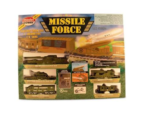 Model Power HO Missile Force Set, US Army
