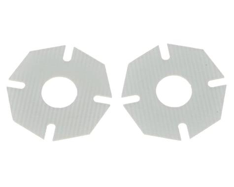Mckune Design AE/Yokomo FR4 High Bite Vented Slipper Pad Set