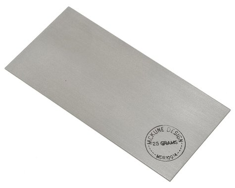 Mckune Design LCG Shorty Weight Plate (25g)