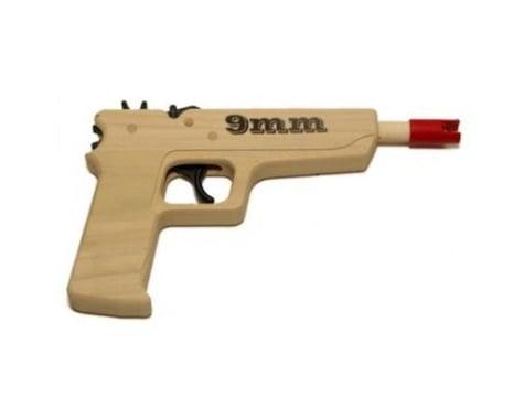 Magnum Enterprises Magnum GL29MM Gun Line 9 mm Pistol Rubber Band Gun