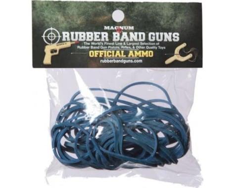 Magnum Enterprises Magnum Blue Size 125 Rubber Bands (1oz bag)
