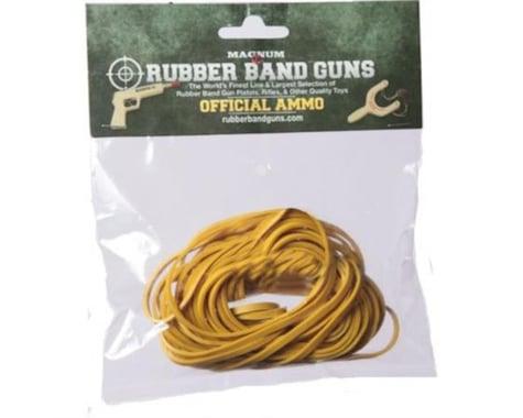 Magnum Enterprises Magnum Yellow Size 33 Rubber Bands (1 oz. Bag)