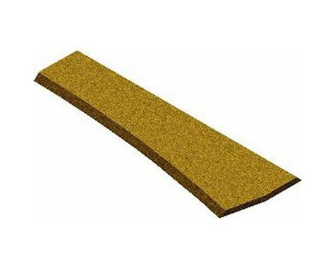 Midwest HO Beveled Switch Pad, Left-Hand (2)