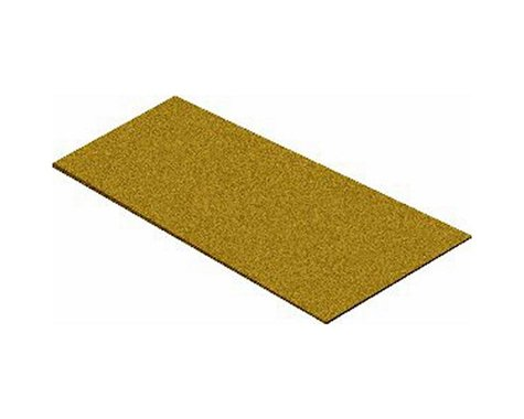Midwest HO/O Wide Wood Cork Sheet (5)