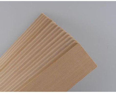 Midwest Basswood Sheets 1/8x2x24 (15)